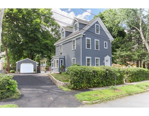 58 Jefferson, Newburyport, MA